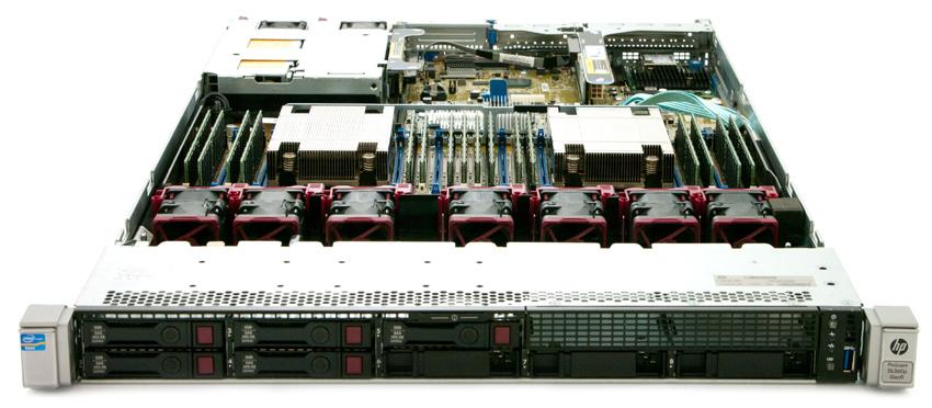 Сервер начального уровня DL360 Gen9 по спец.цене - 255 000 р.!